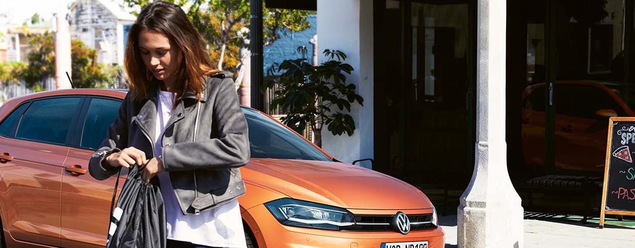Volkswagen Junge Fahrer Programm beim Autohaus Karl Moser